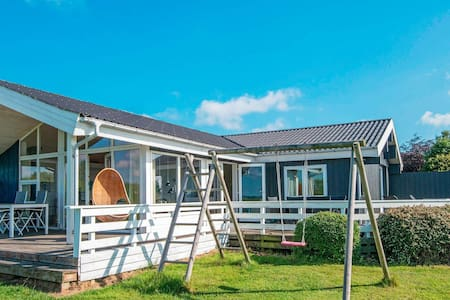 Spacious Holiday Home in Egernsund with Jacuzzi