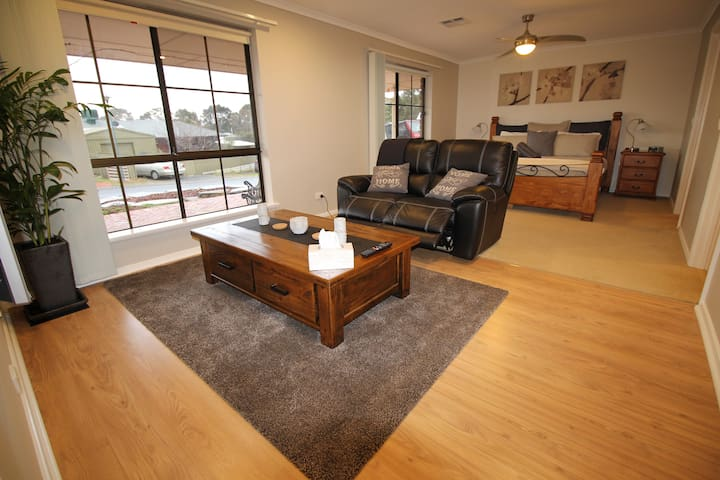 Belora Self Contained Studio Room - McLaren Vale - Hus