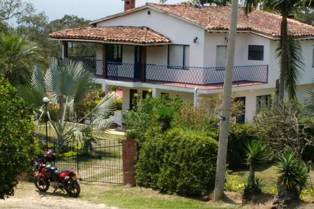 country house close to Bogota - Cachipay - Вилла