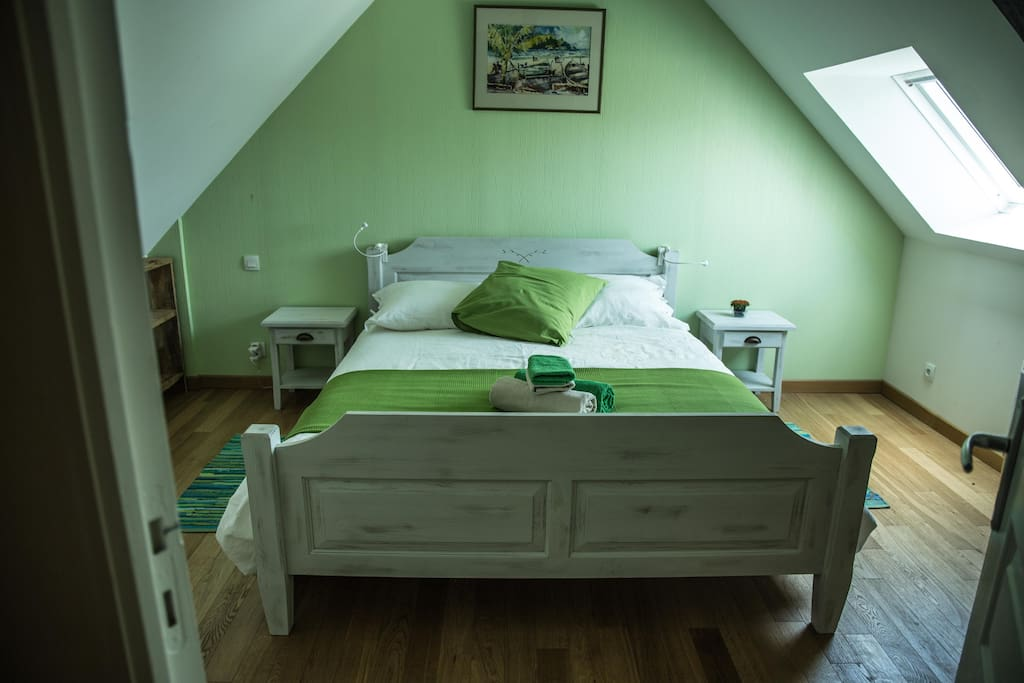 La Chambre Verte - Maracas