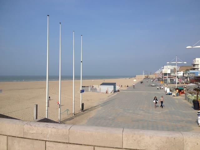 Maison T4 à 300m de la plage - Dunkerque - Casa