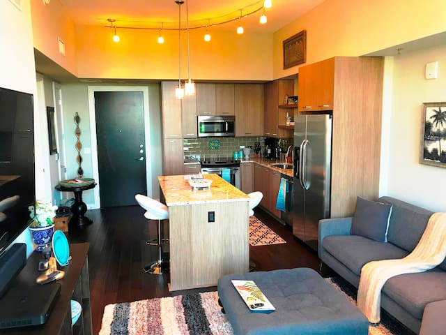 Modern Comfort, in the heart of Downtown Denver