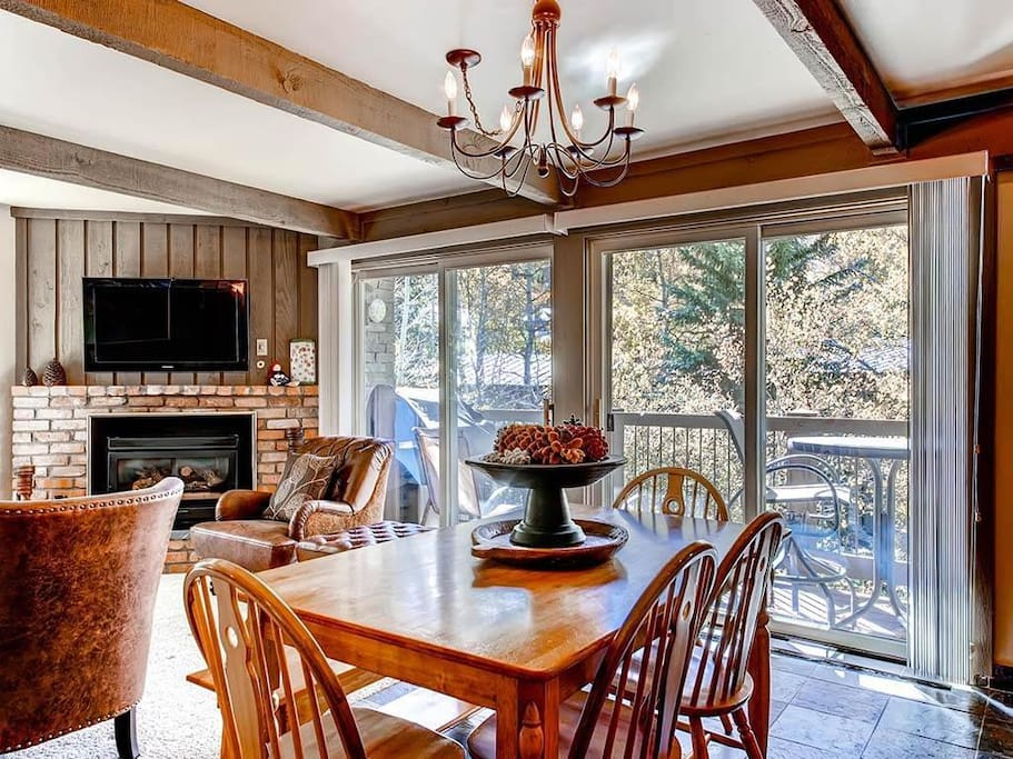 Woodbridge 12a Gorgeous 2 Bedroom Condo Apartments For Rent In Snowmass Village Colorado