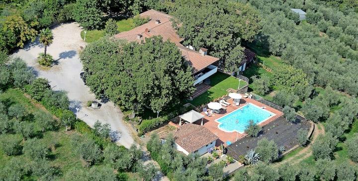 Villa L'Aia-Rigomagno-Sinalunga