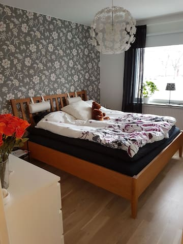 Bright and modern apartment - Uppsala - อพาร์ทเมนท์