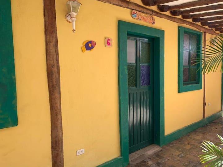 Habitación en Villa Vacacional