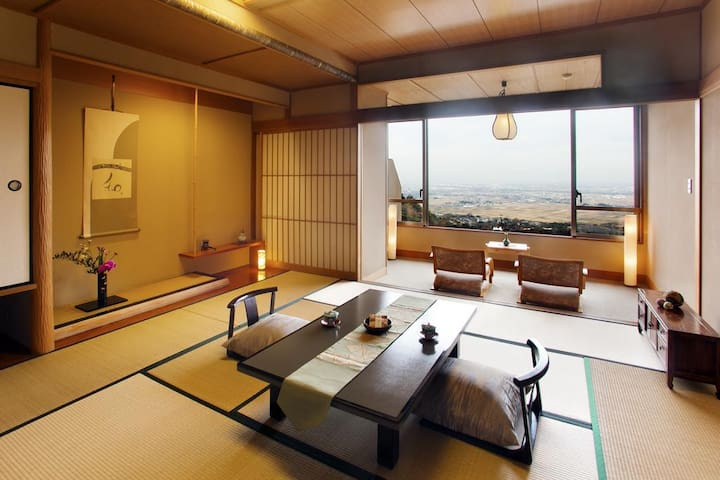 Japanese-Style Standard Room with View