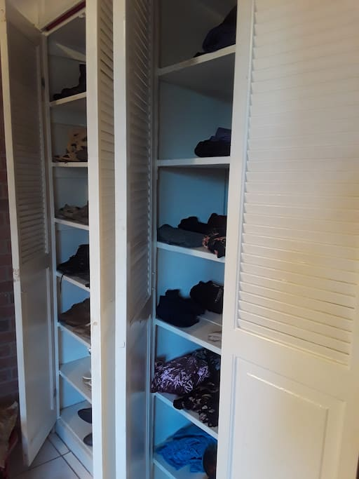 closet spcae