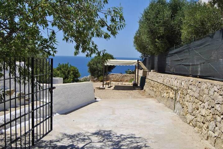 595Trullo with Garden in Torre Vado - Torre Vado - Villa