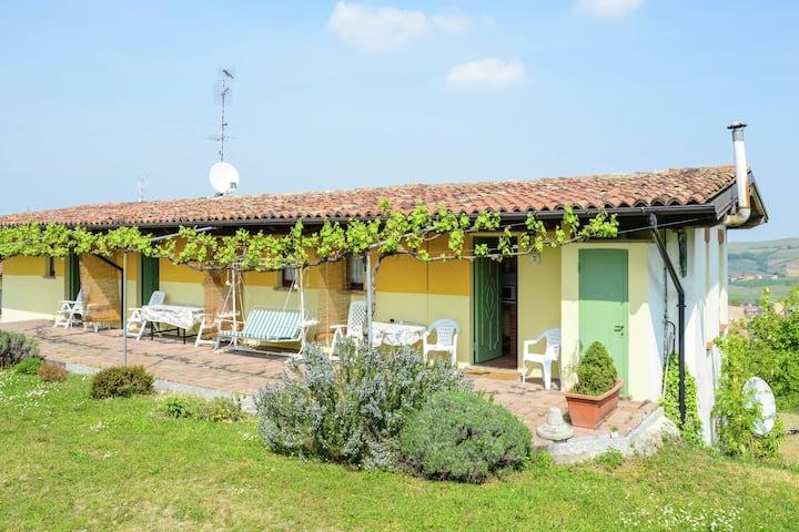 Appartement ferme rustique à Santa Maria della Versa