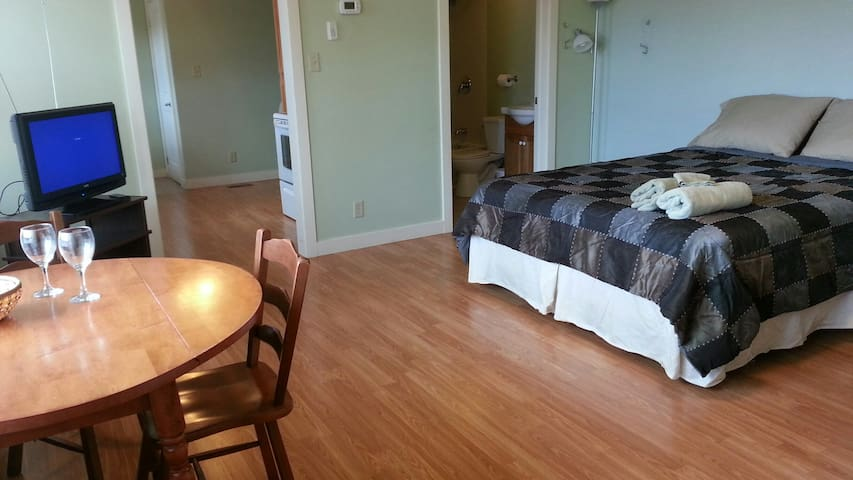 Cobequid Suite at Five Islands