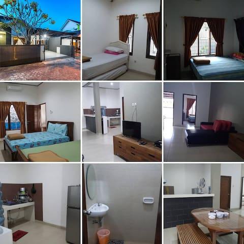 Ndalem Soeratin 1 Homestay Yogyakarta Indonesia