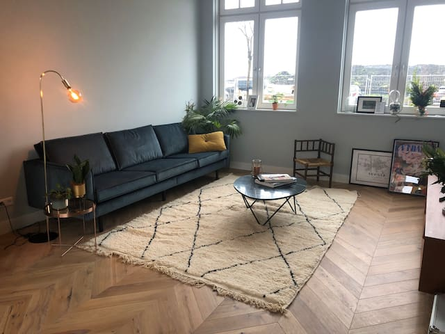 Beautiful designed house next to Amsterdam