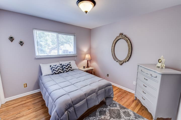 NEW! Lovely private bedroom! Central location!