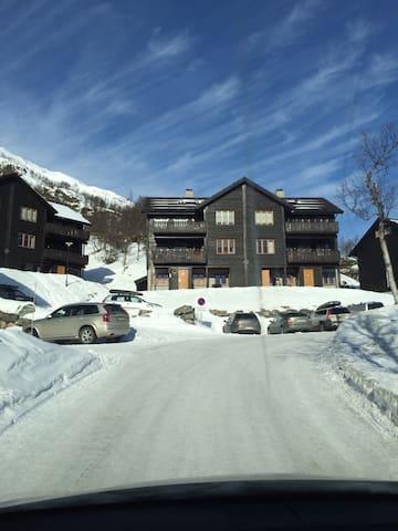 Hemsedal Skarsnuten Leilighet ski in ski out - Hemsedal - Appartement