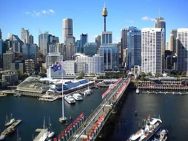 Great location middle of the city. - Sydney - Leilighet