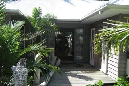 Island Retreat - Moreton Island - Hus