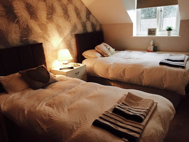 Nim's bed and breakfast-Skipton - Skipton - Bed & Breakfast