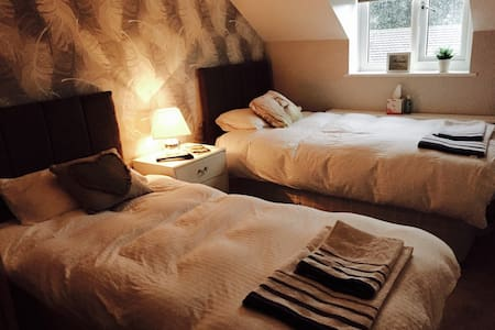 Nim's bed and breakfast-Skipton - Skipton - Oda + Kahvaltı