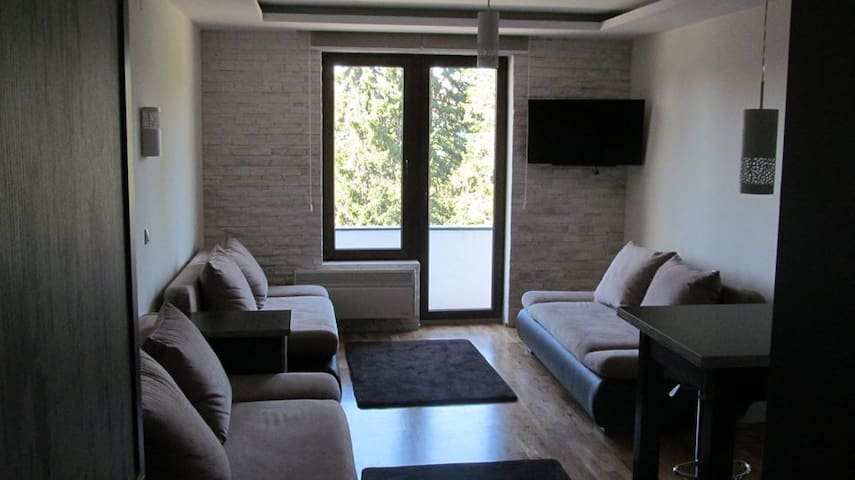 New Apartment in the Center of Kopaonik - Kopaonik - Apartamento