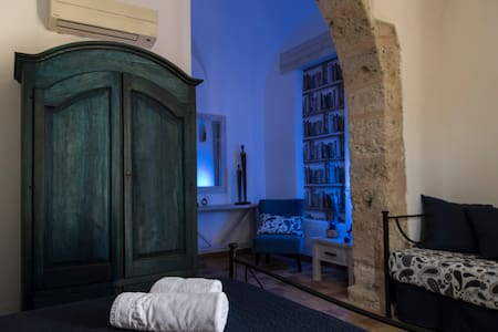 Stanza blu - Naro - Bed & Breakfast