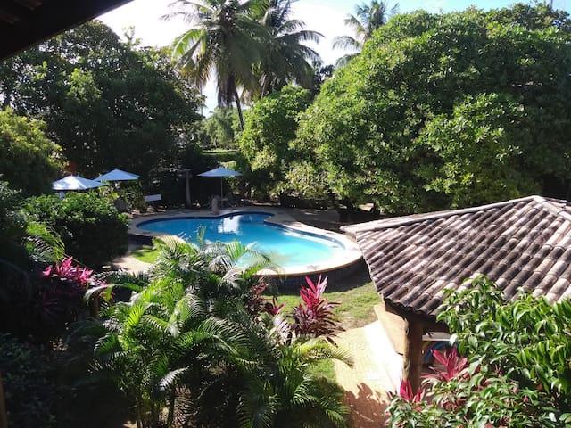 Village a 2 min da vila de praia do forte (DIVA)