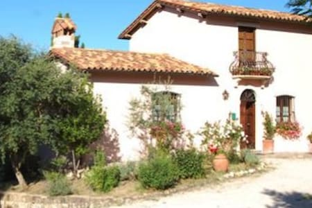 Casa Iole - Casale nestled in the Umbrian hills