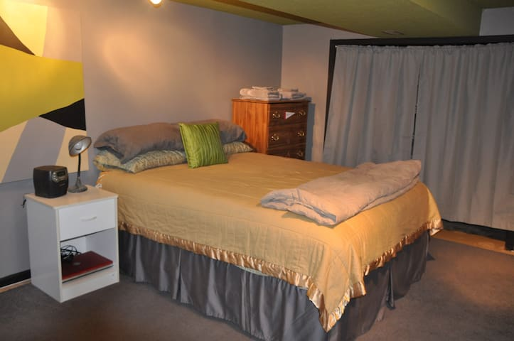 Rustic Residential 1 - home away from home - Scottsbluff - Casa