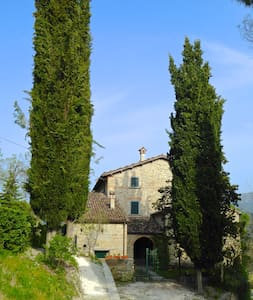 Charming country house between Romagna andTuscany - Tredozio