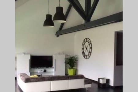 Chambre dans une maison - Viviers-du-Lac