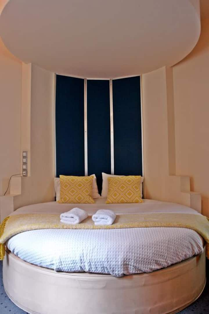 Budget Double or Twin Hotel Room in Athens