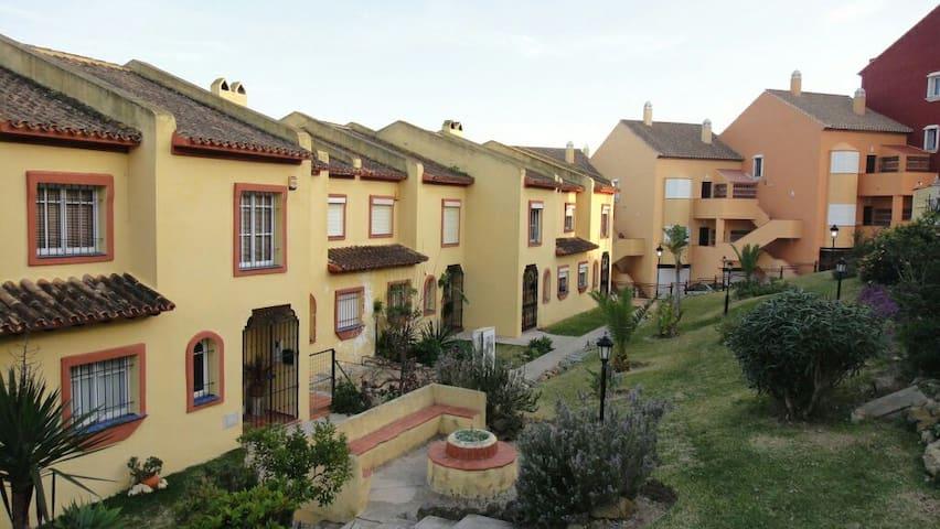 Casa Urb. Aldea Hills.Sabinillas - Manilva - Haus
