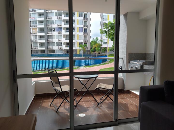 Apartamento Amoblado Condominio Peñazul