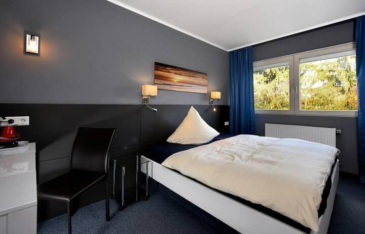 Hotel Backnang Top und günstig und sehr sauber!