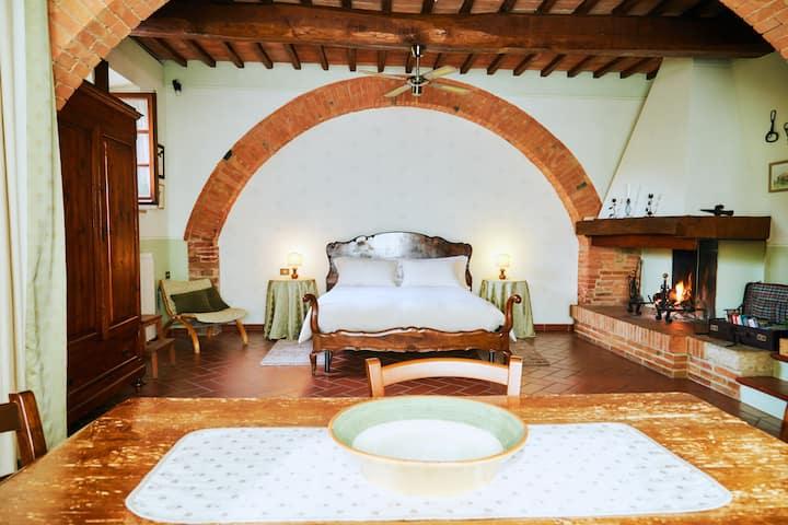 Agriturismo Villa Mazzi Apartment il Cedro
