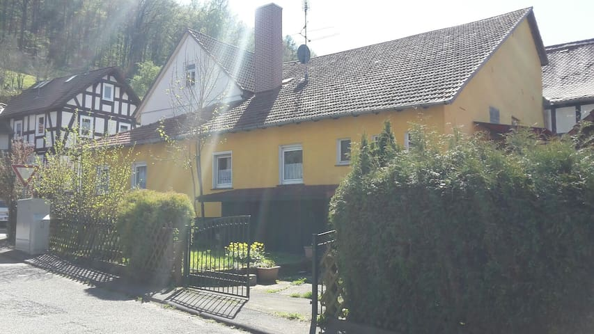 Spacious House in a picturesque Village - Wetter (Hessen) - Hus