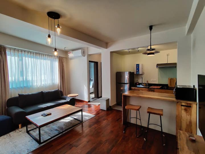 Beautiful 1BHK apartment at the heart of sanepa.