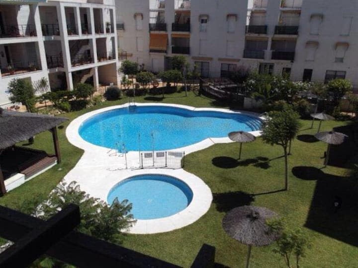 Apartamento duplex en Costa Ballena Rota