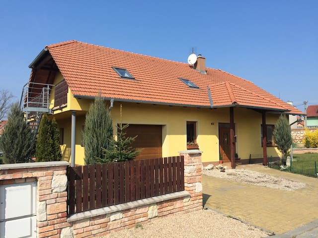 Ubytování v soukromí Mikulov - Mikulov - Casa