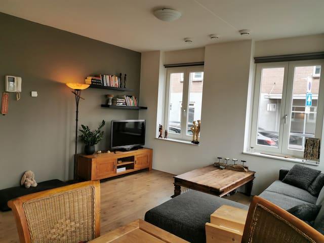 Gezellig appartement 5 min van centrum Den Bosch!!