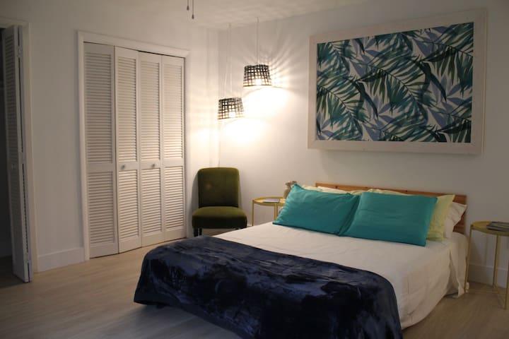 Charming Private Studio in Miami Central Location