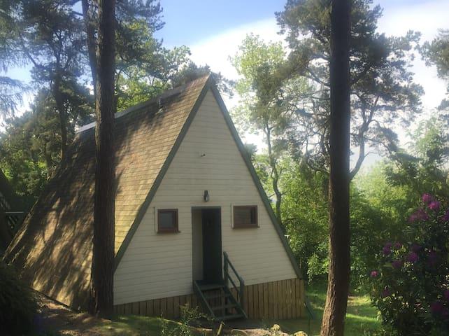 Morven chalet cottage - Linlithgow  - Hytte (i sveitsisk stil)