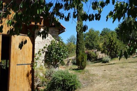 Cadre bucolique en Dordogne - Berbiguières - Casa