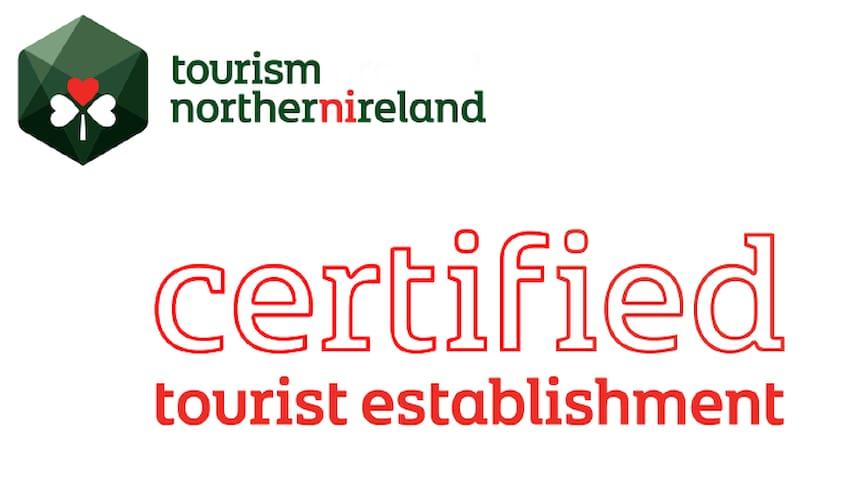 Tourism NI certified