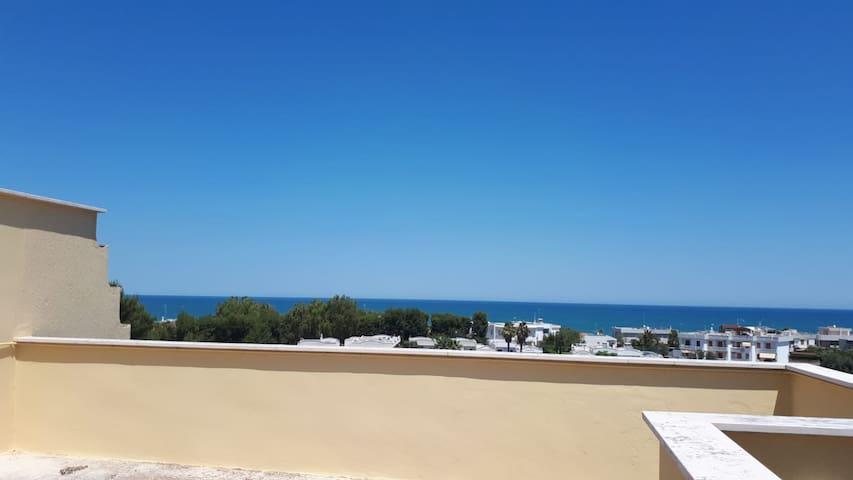 Villetta vista Mare