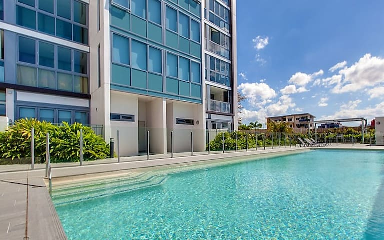 Top story apartment in the centre of Brisbane!!!