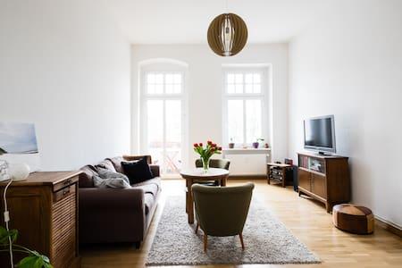 Retro Wohnung in Berlin (Szene Kiez Wedding) - Appartement