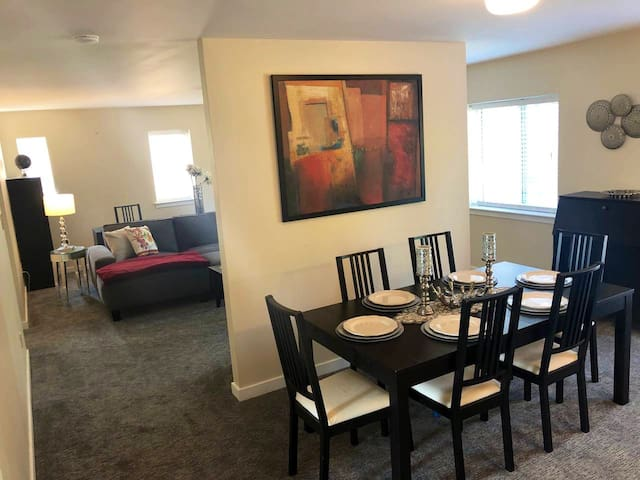 Charming & Spacious 2BR/2BA in Private Community