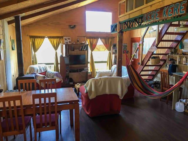 Ekuwün Backpacker Hostel (cama 2)