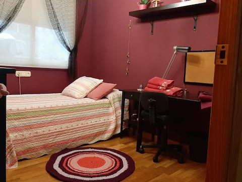 Acogedora habitación en Murcia